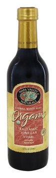 Napa Valley Naturals - Organic Balsamic Vinegar - 12.7 oz (PACK OF 2)