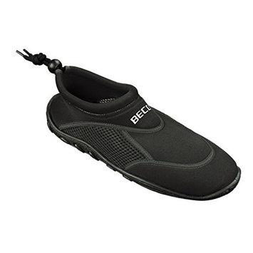 Beco Badeschuh Unisex Adult Surf Shoes [Blue / Black, 37 EU]