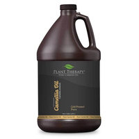 Plant Therapy Camellia Seed Cold-Pressed Pure Carrier Oil 1 gal.