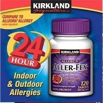 Kirkland Signature Aller-Fex 180mg 120 tabs
