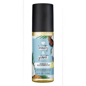 Love, Beauty, and Planet Mimosa Essential Hair Oil