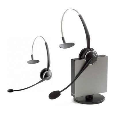 Jabra/ GN Netcom GN9125 Flex Mono with Additional Spare Headset Mono Noise Canceling Headset