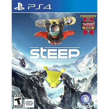 Ubisoft Production Annecy Sarl Steep - Pre-Owned (PS4)