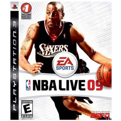 Electronic Arts NBA Live 09 (PS3) - Pre-Owned