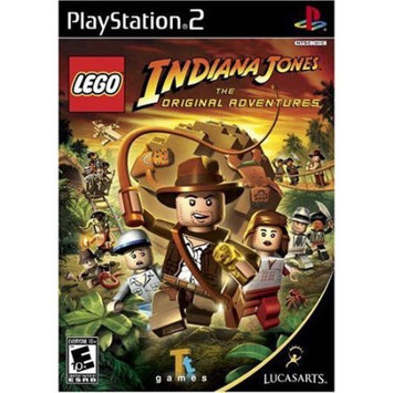 LEGO Indiana Jones: The Original Adventures (used)