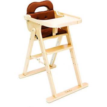 Anka High Chair - Natural