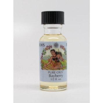 Bayberry - Sun's Eye Pure Oils - 1/2 Ounce Bottle