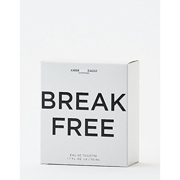 American Eagle Break Free 1.7 Ounce Eau De Toilette Fragrance