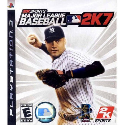 Sony Mlb 2007 (PS3) - Pre-Owned