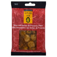 Barnier Production Barnier Grab An Olive, Olives Grn W Herbs Pittd, 4.4 Oz (Pack Of 6)