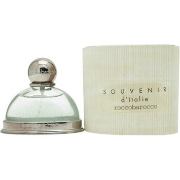 Souvenir D'italie By Rocco Barocco For Women. Eau De Parfum Spray 2.5 OZ