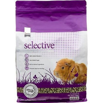 Supreme Selective Fortified Diet for Guinea Pigs