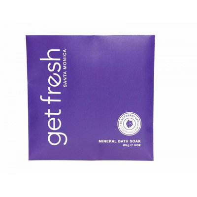 Get Fresh - Blackberry Vanilla Mineral Bath Soak