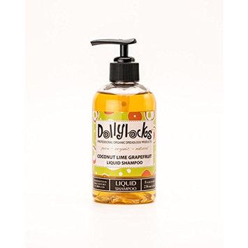 Dollylocks 8oz Coconut Lime Grapefruit Liquid Dreadlock Shampoo