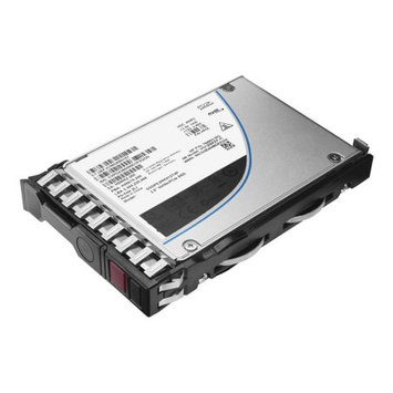 Hpe Hewlett Packard Office 2.5 Inch 120GB SATA 6.0GB s Hot Swap Solid State Drive 764914 B21 Black