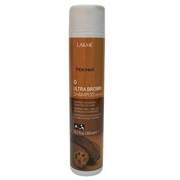 Lakme Teknia Ultra Brown Shampoo 10.2 Oz (300ml)