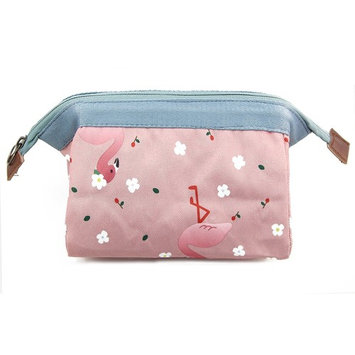 Admirable Idea Womens Travel Cosmetic Bags Handy Toiletry Makeup Pouch Kit for Ladies Girls,color-2