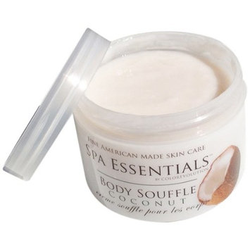 Natural Body Souffle, Coconut, 8 Ounce [Coconut]