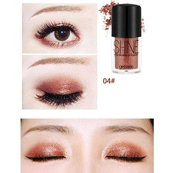 AutumnFall Multifunctional No Dye Eye Shadow Glitter Powder Mermaid Ji High Light Powder Makeup Beauty for Lip Eye Nail