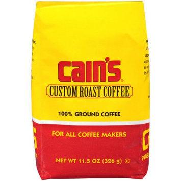 Cain's Custom Roast Ground Coffee, 11.5 oz