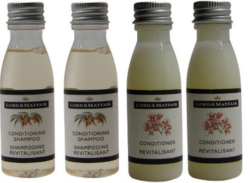 Lord and Mayfair Apple & Wicker Conditioning Shampoo & Cond 2 of each
