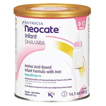 Neocate Infant With Dha and Ara, 14.1 Oz / 400 G (1 Can), 14.1 ct