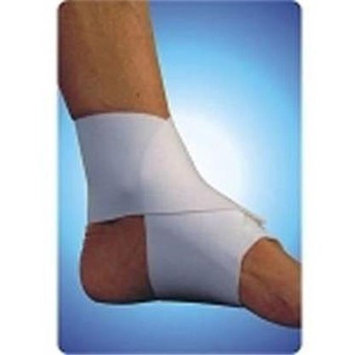 Living Health Products AZ-74-3100-3BEL 3 in. Figure 8 Ankle Wrap - Beige Large