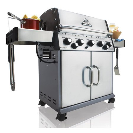 Broil King Baron 590 S Stainless Steel Natural Gas Grill