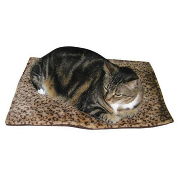 Meow Town ThermaPet Thermal Mat Leopard, 22