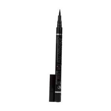 W7 Ultra Fine Waterproof Eye Liner Pen - Black