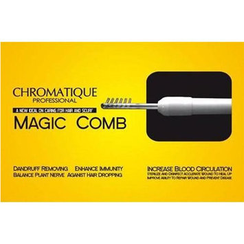 Chromatique Professional Magic Comb Ion Generator Hair & Skin Care Treatment