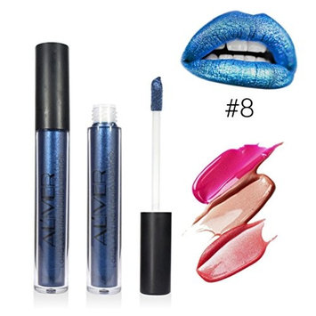 Miss Rose Lip Liner Lipstick Pencil Womens Double-End Lasting Waterproof Lipliner Pen - 8 Color By Sandistore