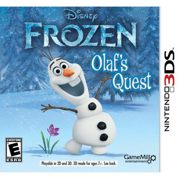 Game Mill Entertainment Frozen: Olaf's Quest PRE-Owned (Nintendo 3DS)