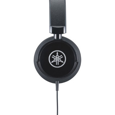 Yamaha HPH50B Stereo Headphone, on-ear-design