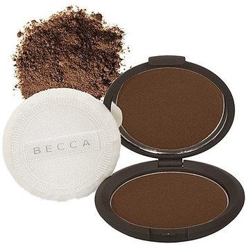 Becca Becca fine pressed powder - #nutmeg, 0.34oz, 0.34 Ounce