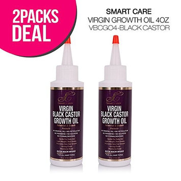 Smart Care Virgin Growth Oil Retention & Growth Formula Wild Growth