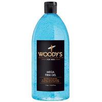 Woody's Quality Grooming Mega Firm Gel - 1 L by Woody's