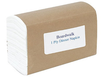Boardwalk Toilet Seat Covers Premium Half-Fold, 250 Covers/Box, 4