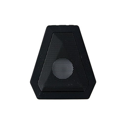 Boombotix Boombot Mini Speaker Pitch Black, One Size