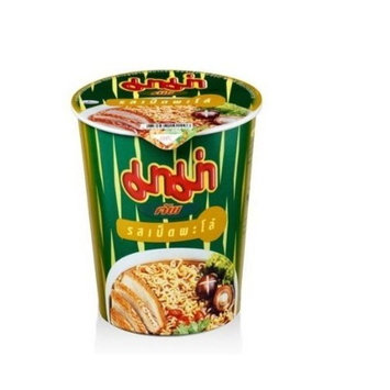 Pa-lo Duck Flavor Instant Mama Noodles *6 Cups