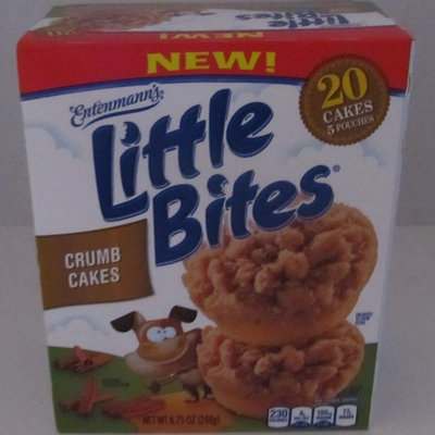 Entenmann's Little Bites Crumb Cake Muffins 8.75 Oz - 6 Boxes