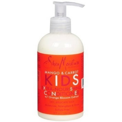 Shea Moisture Mango & Carrot Kids Extra-Nourishing Conditioner 8 oz. (Pack of 12)