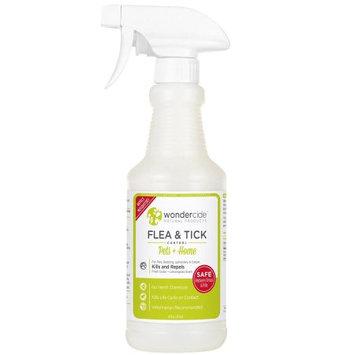 Wondercide Natural Flea & Tick Control for Pets Home - Cedar & Lemongrass - 16 oz