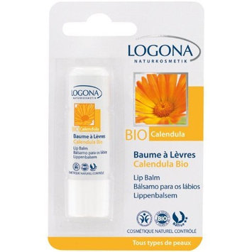 Lip Balm Organic Calendula Logona 4.5g Stick