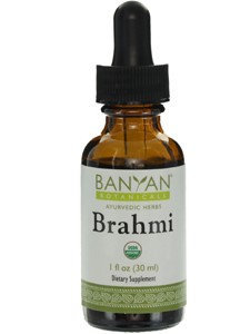 Banyan Botanicals, Brahmi Liquid Extract 1 oz