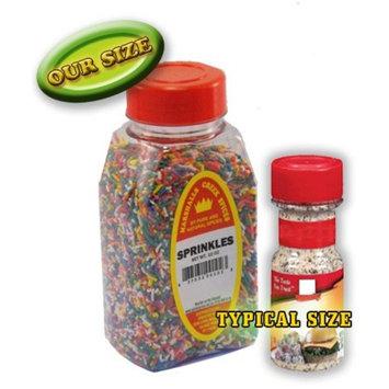 Size Marshalls Creek Spices Sprinkles Rainbow Seasoning, 10 Ounce …