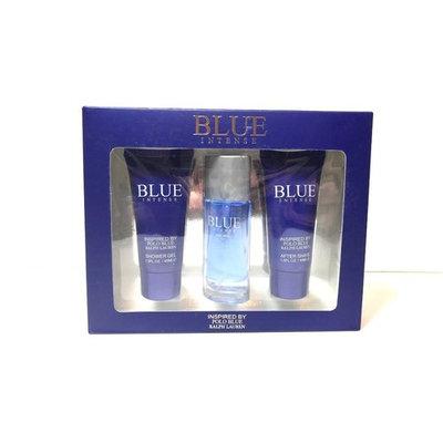 Sexy Blue Men's Fragrance Set