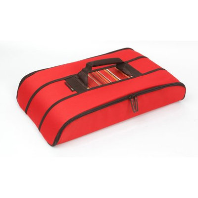 Rachael Ray Universal Stow-A-Way Potlucker (Red)