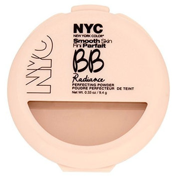 NYC Smooth Skin BB Radiance Perfecting Powder, Naturally Beige by NYC