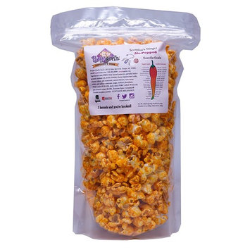 Scorpion's Stinger - Trinidad Scorpion Cheddar Cheese Popcorn